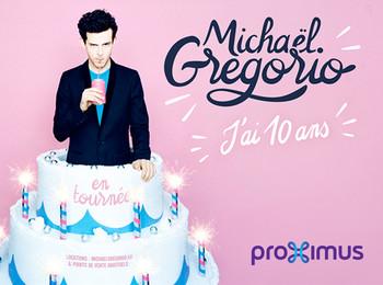 Michaël Gregorio - Exclusivement réservée aux...