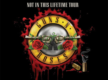 Guns N' Roses - Not In This Lifetime Tour