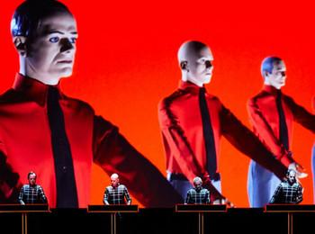 Kraftwerk 3-D - The Catalogue 1 2 3 4 5 6 7 8