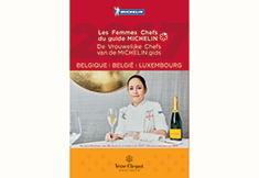 De tweede editie van 'De vrouwelijke chefs van de Michelin gids' is uit