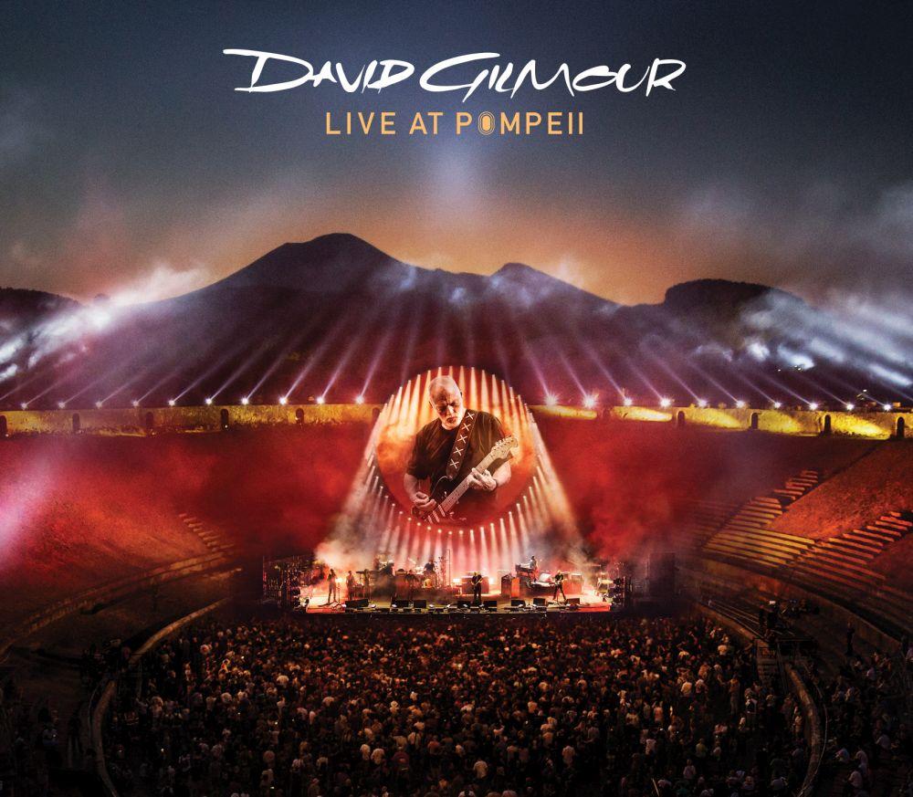 """Win een dubbel-cd of deluxe box van David Gilmour's """"Live At Pompeii""""!"""