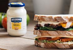 De iconische mayonaise van Hellmann's