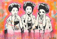 Le street art au féminin s'invite au Pullman Brussels
