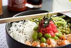 Lunchtip: gyoza en donburi bij Takumi