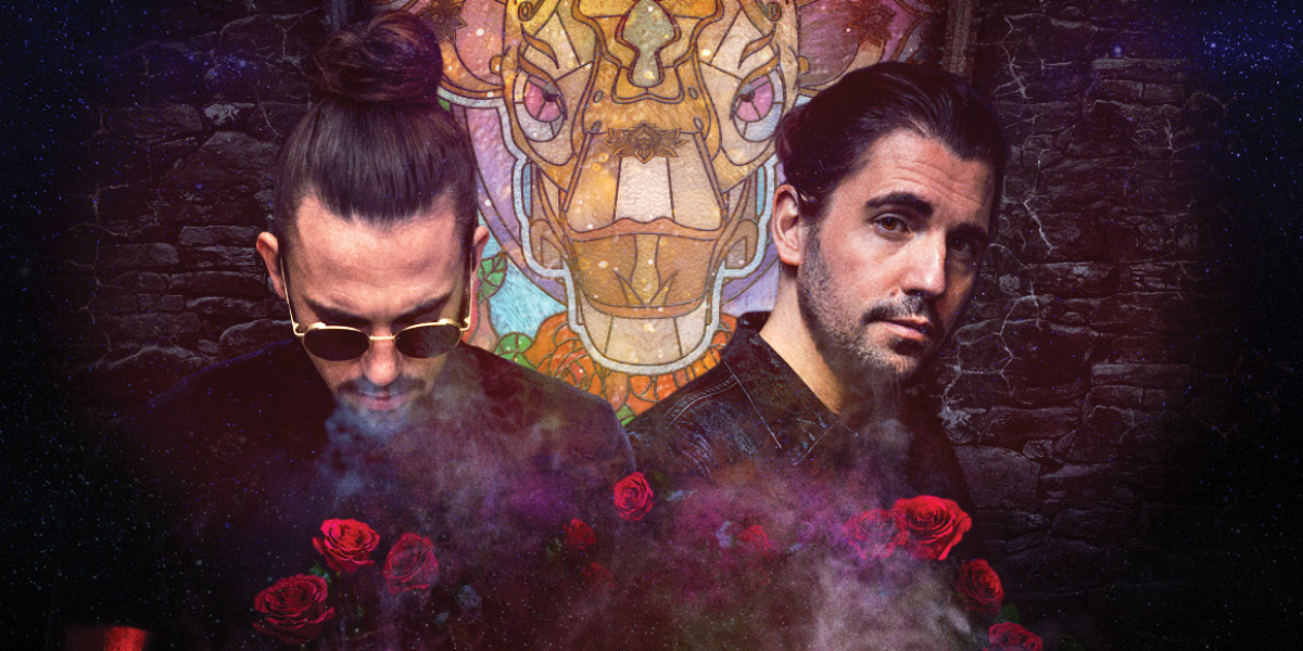 Tomorrowland presents: Garden of Madness with Dimitri Vegas & Like Mike. Tentez votre chance avec Proximus!