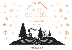 L'art de Noël chez Sofitel