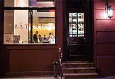 Bâtard, le restaurant gastro de Markus Glocker à New York
