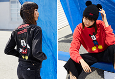 Levi's X Mickey Mouse