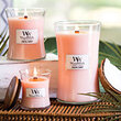 Zomerse sferen en gezelligheid met de kaarsen van WoodWick