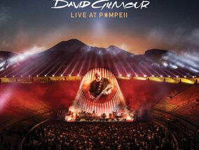 "Win een dubbel-cd of deluxe box van David Gilmour's ""Live At Pompeii""!"