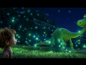 Warm aanbevolen: Pixar's nieuwe telg, 'The Good Dinosaur'