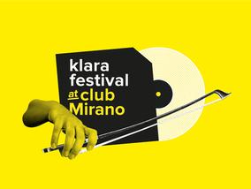 Win combitickets voor KlaraFestival@ClubMirano!