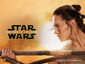 Win dankzij Star Wars™ The Force Awakens 3 films uit de Op aanvraag-catalogus van Proximus TV!