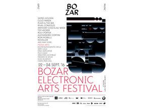 Win combitickets voor het BOZAR Electronic Arts Festival !