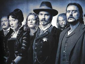 """Deadwood"", dans l'enfer truculent du Far West"