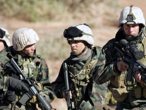 Generation Kill : Les USA en infrarouge