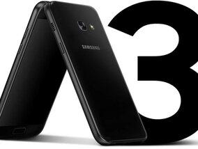 Gagnez un Samsung Galaxy A3 2017 !
