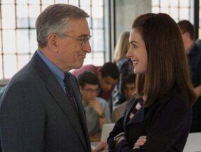 The Intern : twee uur filmplezier met Hathaway en De Niro
