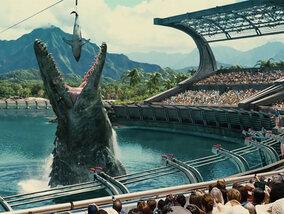 Jurassic World: Brullende dinosaurussen spreken nog altijd tot de verbeelding