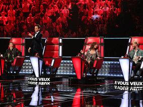 """""""The Voice"""" recycle d'anciens élèves de la Star Ac' sur TF1"""