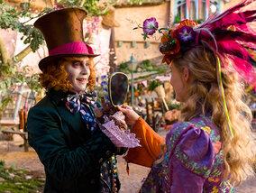 Alice Through the Looking Glass: het sprookje gaat verder