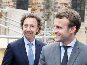 Stéphane Bern se confie sur son amitié avec Emmanuel Macron