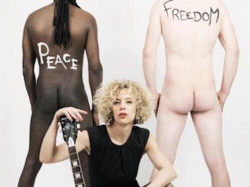 «Peace & Freedom», le nouveau titre de Marie Warnant