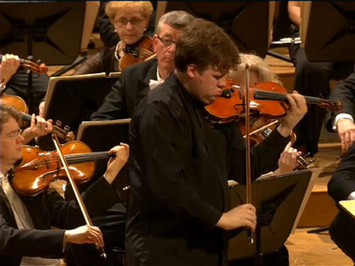 Regardez le Concours Reine Elisabeth en direct sur le site de musique classique de Proximus