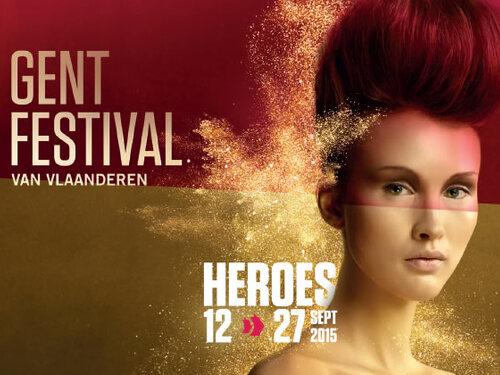 Helden en iconen vs. jong talent op Gent Festival van Vlaanderen