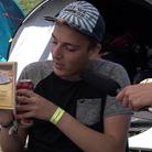 Reportage - Pukkelpop camping