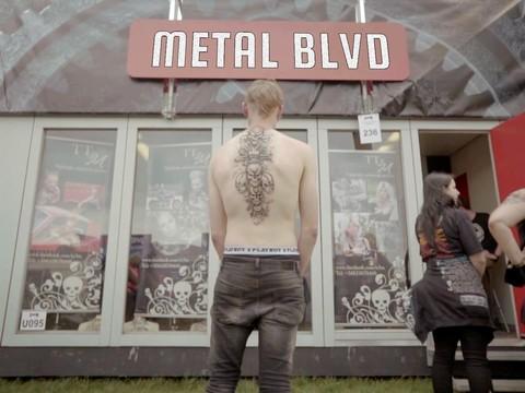 Metal Boulevard