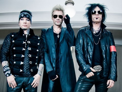 SIXX:A.M. - Interview