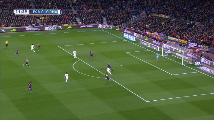 Barcelona 2 - 1 Real Madrid