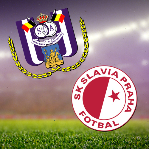 RSC Anderlecht 3 - 0 Slavia Praag