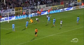 Sporting Charleroi 1 - 2 Club Brugge