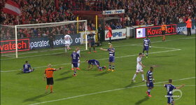 KV Kortrijk 1 - 2 RSC Anderlecht