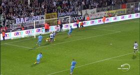 Sporting Charleroi 2 - 3 Club Brugge