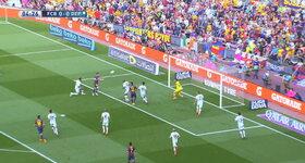 FC Barcelona 1 - 0 Deportivo La Corogna