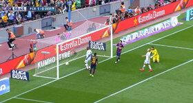 FC Barcelona 2 - 0 Deportivo La Corogna