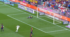 FC Barcelona 2 - 1 Deportivo La Corogna