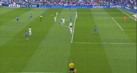 Real Madrid 1 - 1 Getafe
