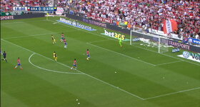 Granada 0 - 0 Atletico Madrid