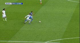 Real Madrid 1 - 2 Getafe