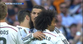 Real Madrid 2 - 2 Getafe
