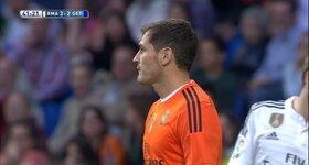 Real Madrid 3 - 3 Getafe