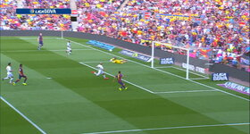 FC Barcelona 2 - 2 Deportivo La Corogna