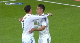 Real Madrid 5 - 3 Getafe