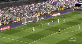 Anderlecht 2 - 1 KAA Gent, Aleksandar MITROVIC : 50', Goal