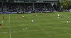 Eupen 0 - 1 OH Leuven