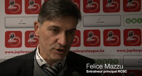 Charleroi TV - News 02/02/2016 Mazzu na Mechelen!
